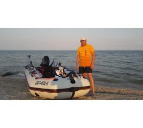 Tuning boats Kolibri 330
