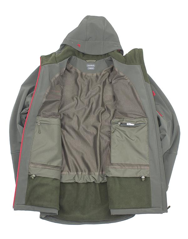 Soft Shell Predator Jacket