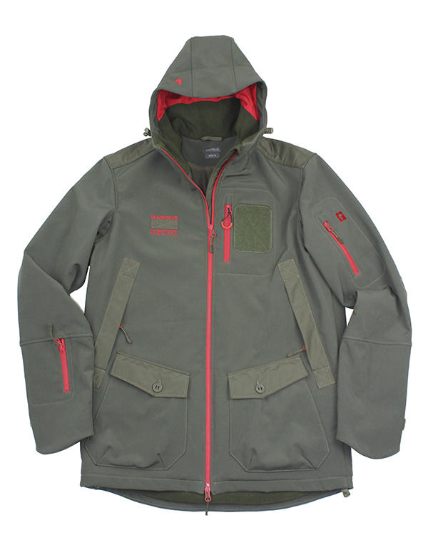 Soft Shell Predator Jacket