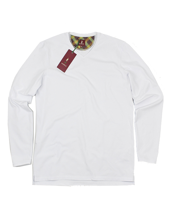 T-shirt with long sleeves Marrus Polo