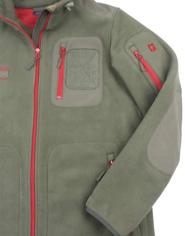 Jacket fleece windstopper Predator