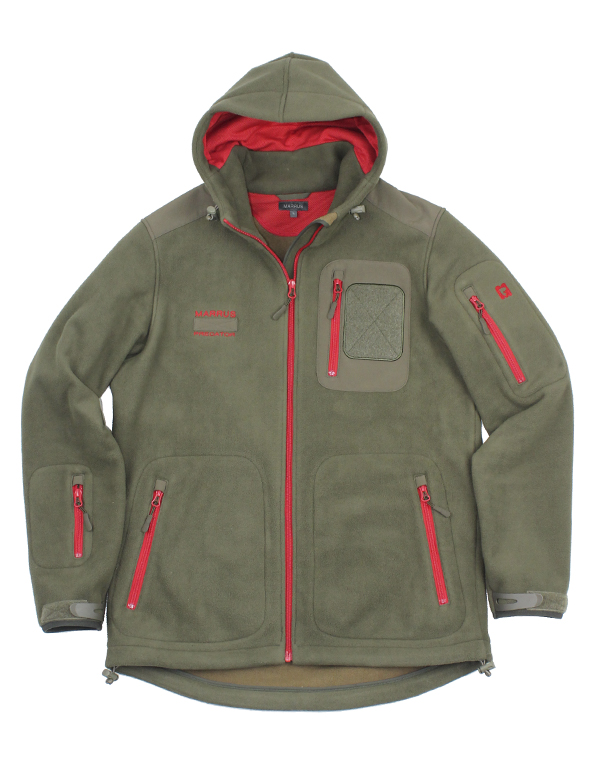 Jacket fleece windstopper Predator