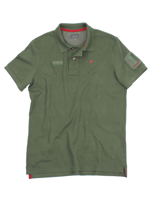 Polo Predator T-shirt green
