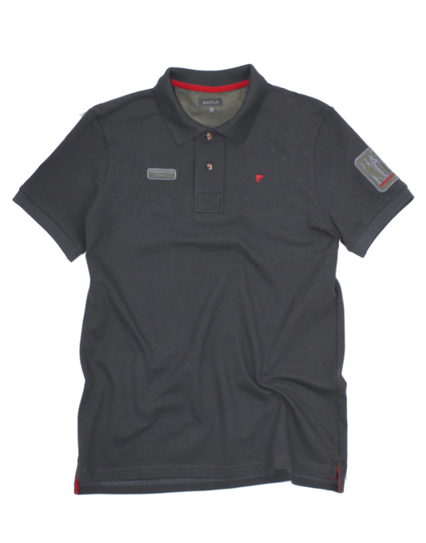 Polo Predator T-shirt gray