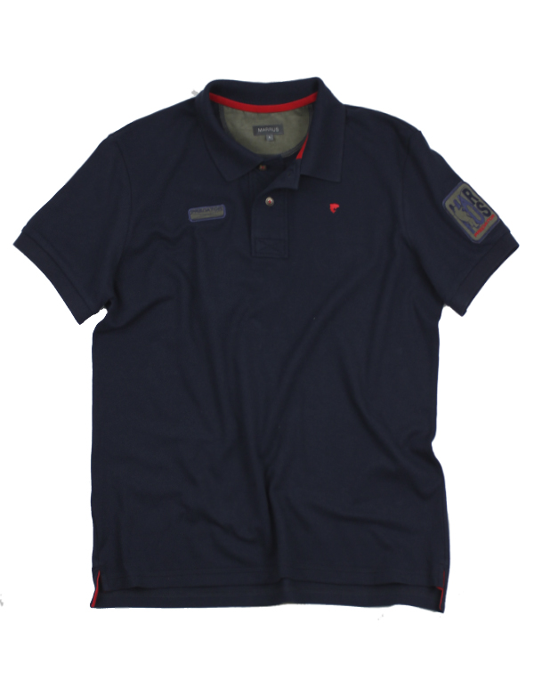 Polo Predator T-shirt navy