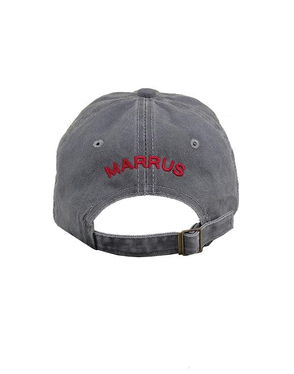 Baseball cap Marrus gray