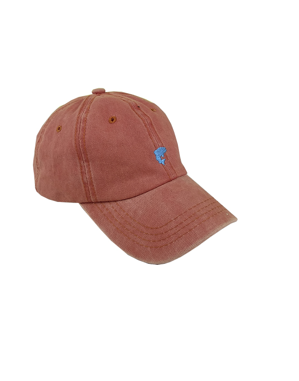 Baseball cap Marrus coral