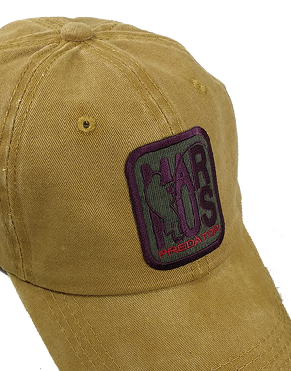Baseball cap Marrus golden Predator