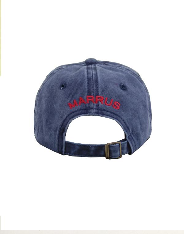 Baseball cap Marrus navy