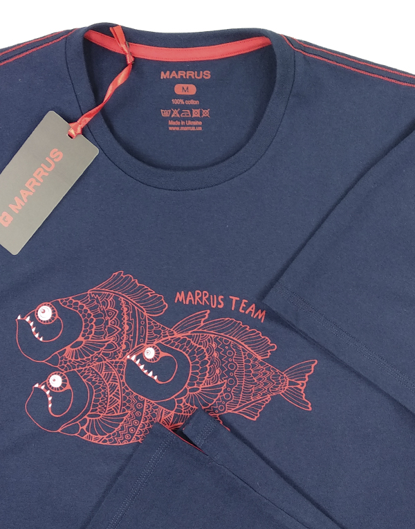 T-shirt  Marrus Team navy