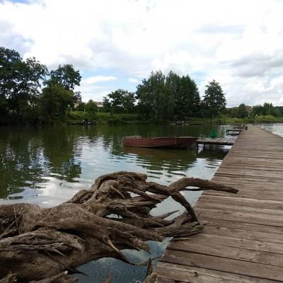 Отличный отдых на озере